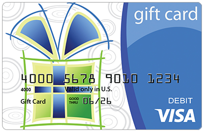 AAA Visa® Gift Card: Always The Right Gift!