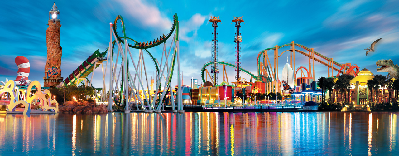 AAA Vacations Theme Parks