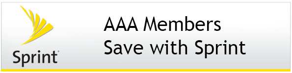 AAA Members save with Sprint