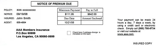 Safe Auto Insurance Bill Pay