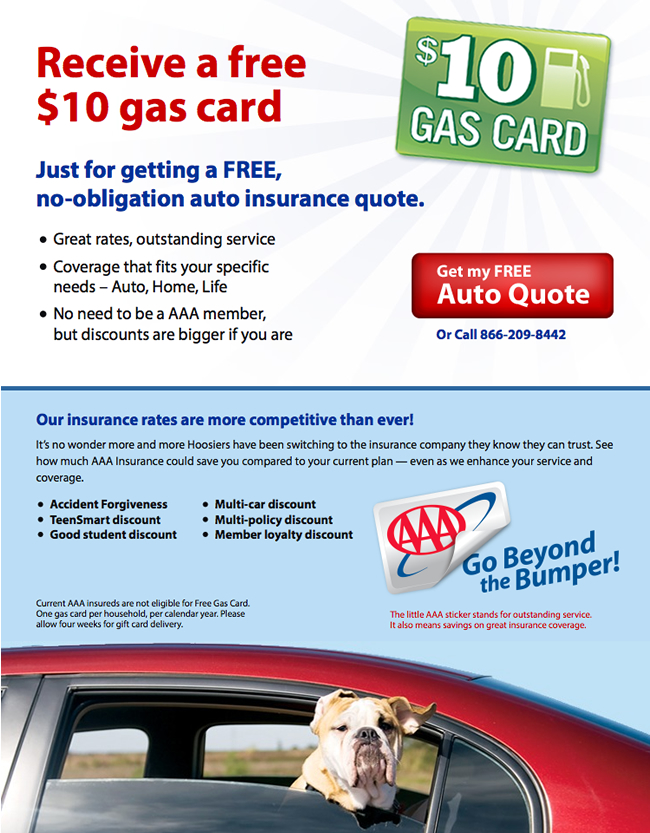 Get Free Quotes For Car Insurance Aaa Texas