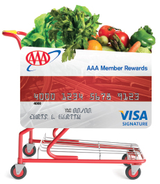 AAA Visa Credit Card