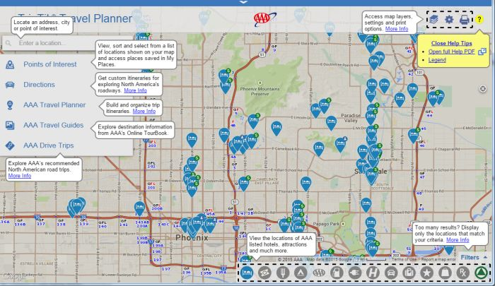 AAA Maps and Directions – Maps and Directions Free