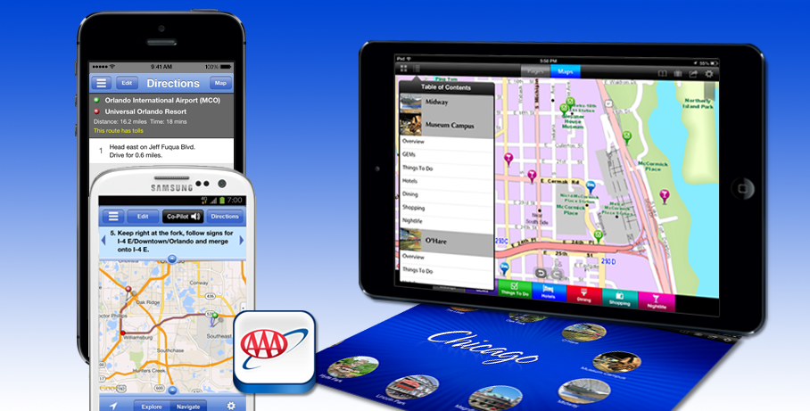 AAA Travel Information Services – Aaa Travel Maps And Directions