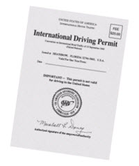 AAA International Driving Permit