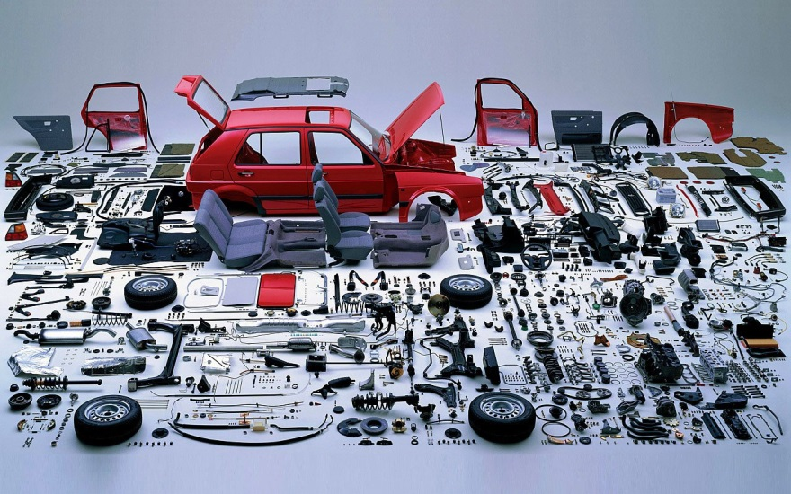Most Expensive Used Car Parts