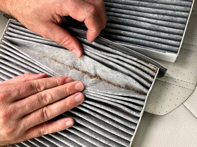 Changing The Cabin Air Filter In Your Car
