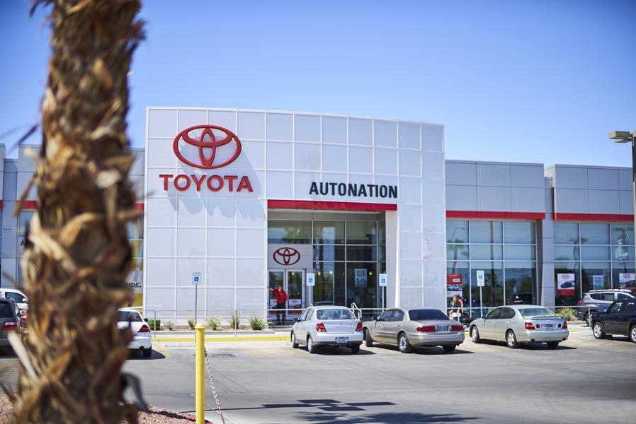 Autonation Toyota Las Vegas Las Vegas Nv Aaa Approved Auto