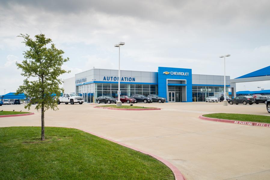 Autonation Chevrolet Amarillo Amarillo Tx Aaa Approved Auto Repair Facility
