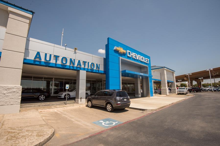 Autonation Chevrolet North Richland Hills North Richland