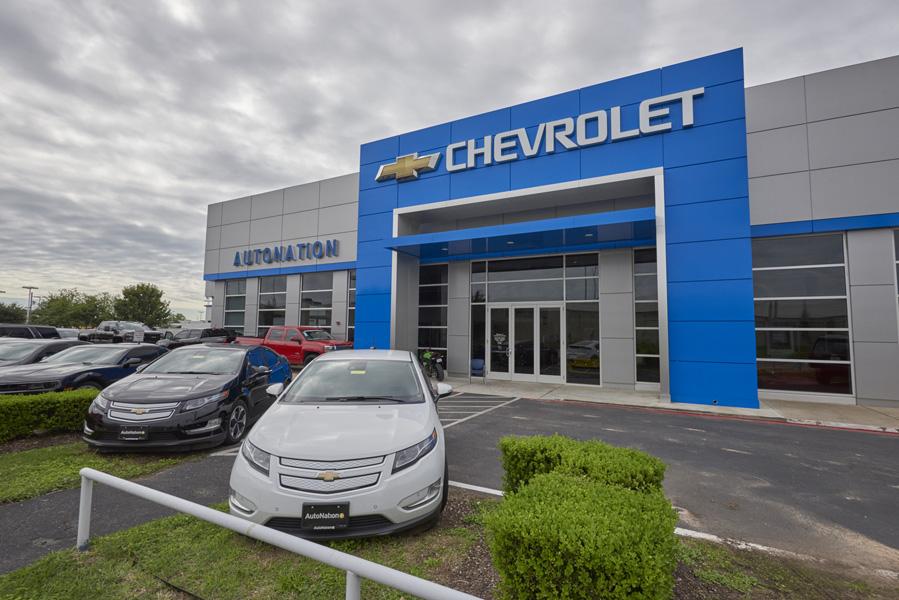 Autonation Chevrolet West Austin Austin Tx Aaa Approved Auto Repair Facility