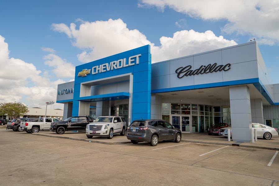 Autonation Chevrolet Buick Gmc Cadillac South Corpus Christi Corpus Christi Tx Aaa Approved Auto Repair Facility