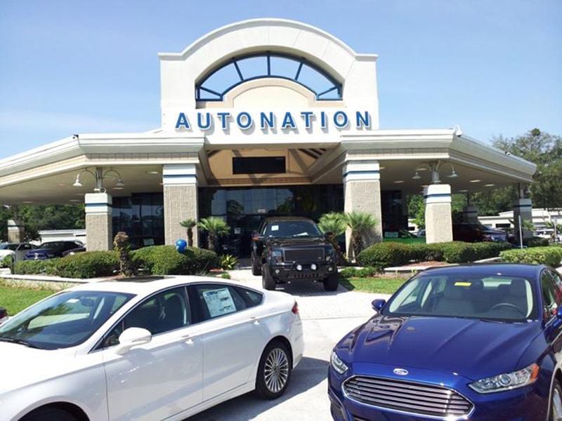 Autonation Ford Jacksonville >> Autonation Ford Jacksonville Jacksonville Fl Aaa Approved Auto