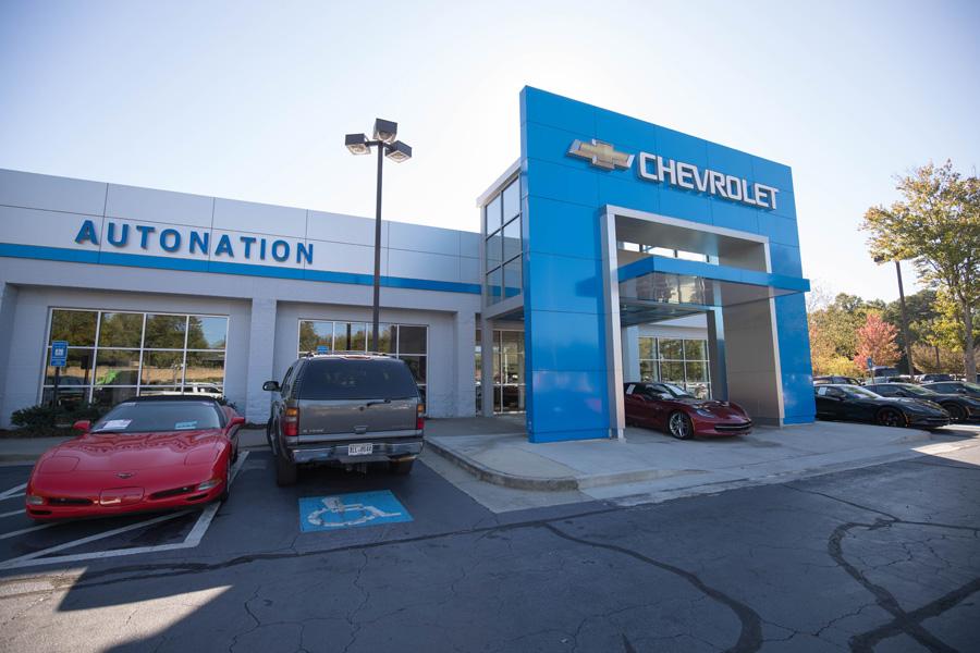Autonation Chevrolet North >> AutoNation Chevrolet Northpoint - Alpharetta, GA | AAA Approved Auto Repair Facility