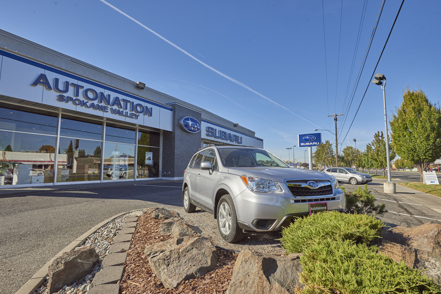 Auto Nation Subaru >> Autonation Subaru Spokane Valley Spokane Valley Wa Aaa Approved
