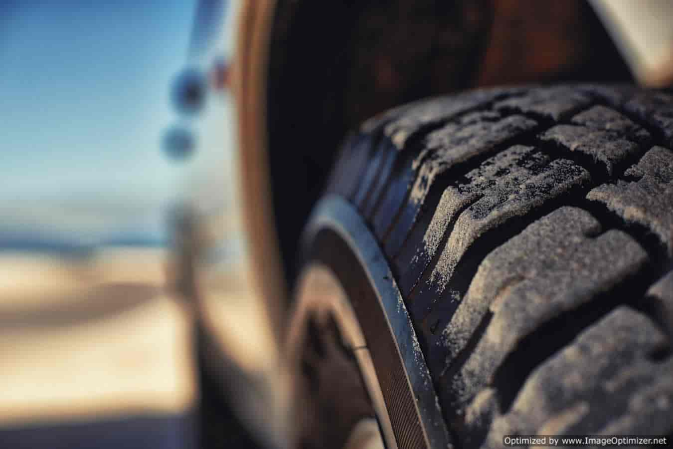 4WD and AWD Tire Concerns
