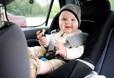 AAA Hosts Free Car Seat Check Events