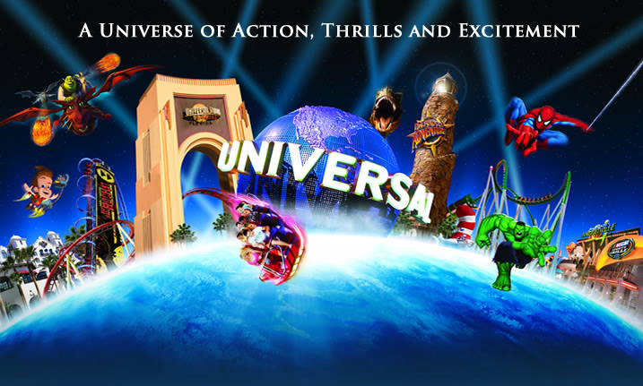 Go Beyond The Screen And Jump Into Action Of Your Favorite Films At Universal Studios Florida Number One Movie Tv Based Theme Park In