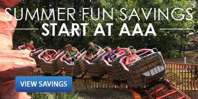 Save this summer at AAA